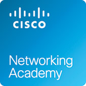 Cisco Networking Academy ΤΕΙ Κρήτης Logo